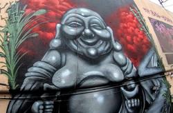 """Lucky Buddha"""
