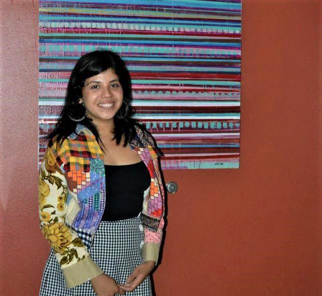 Artist Kimberly Duran solo exhibition