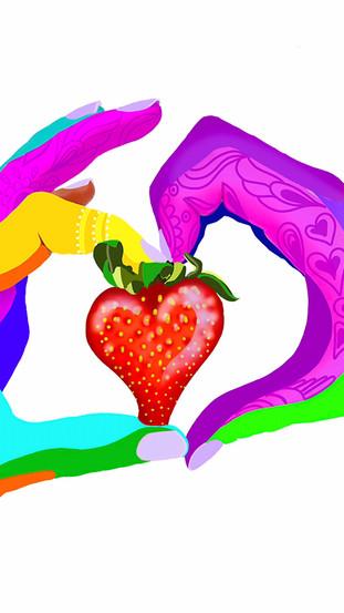 """""""Love Strawberries"""""""