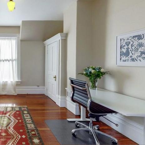 Office Chair $40 | Floor mat $25