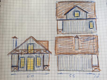 Дом, который построил...