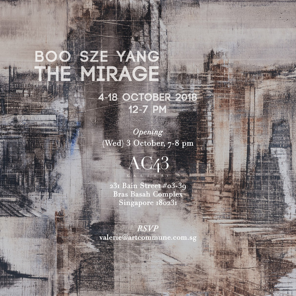 Boo Sze Yang: The Mirage