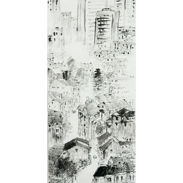 Scene at Chinatown (III)