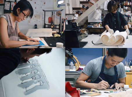 7 Minutes with the Printmakers