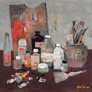 Still Lifes by Tan Choh Tee