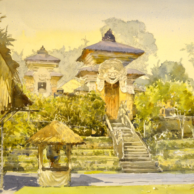 Grand Temple, Bali