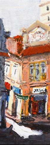 Zhu Hong Joo Chiat, 2016, 61 x 46 cm, oil on canvas