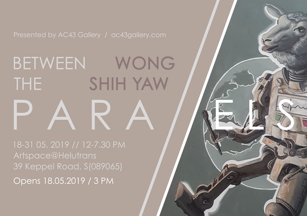 Wong Shih Yaw: Between the Parallels