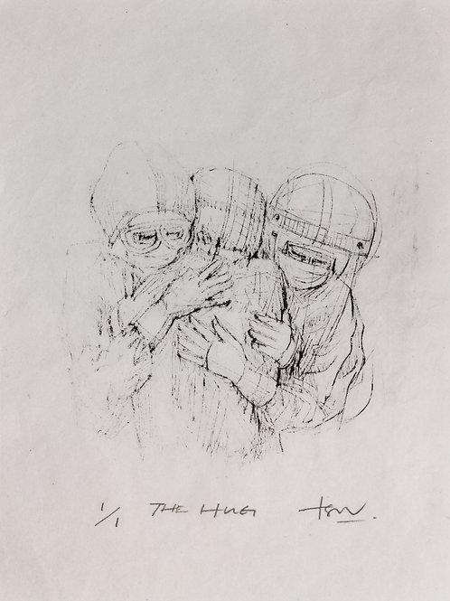 The Hug (Unique edition) | Tan Seow Wei