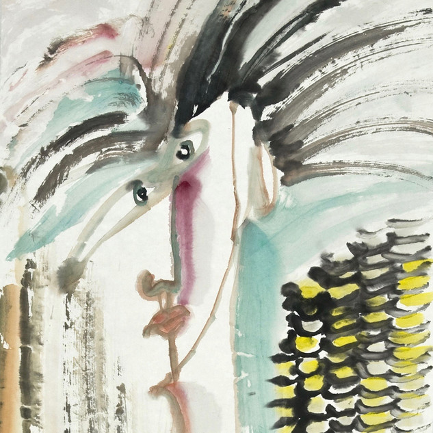 Ink Ruminations: The Art of Chuan Keng Boon