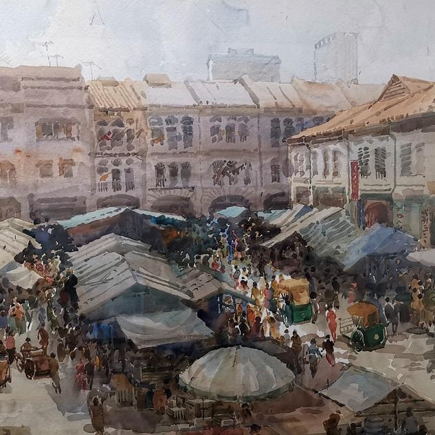 Sungei Road (Thieves' Market)