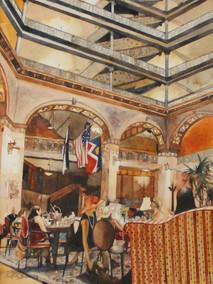 Inside Hotel Jerome