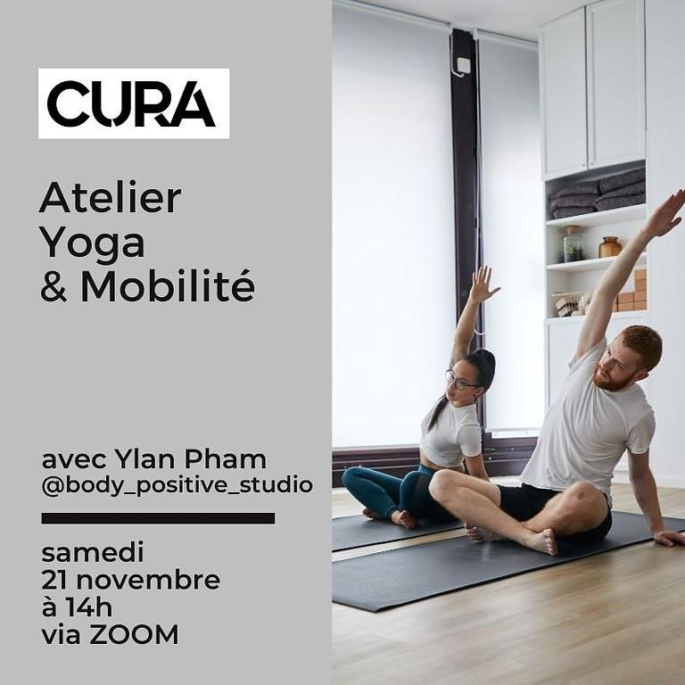 CURA FESTIVAL - Atelier Yoga et Mobilité