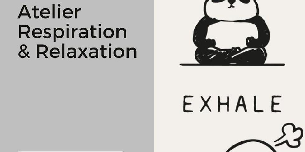 CURA FESTIVAL - Atelier Respiration et Relaxation