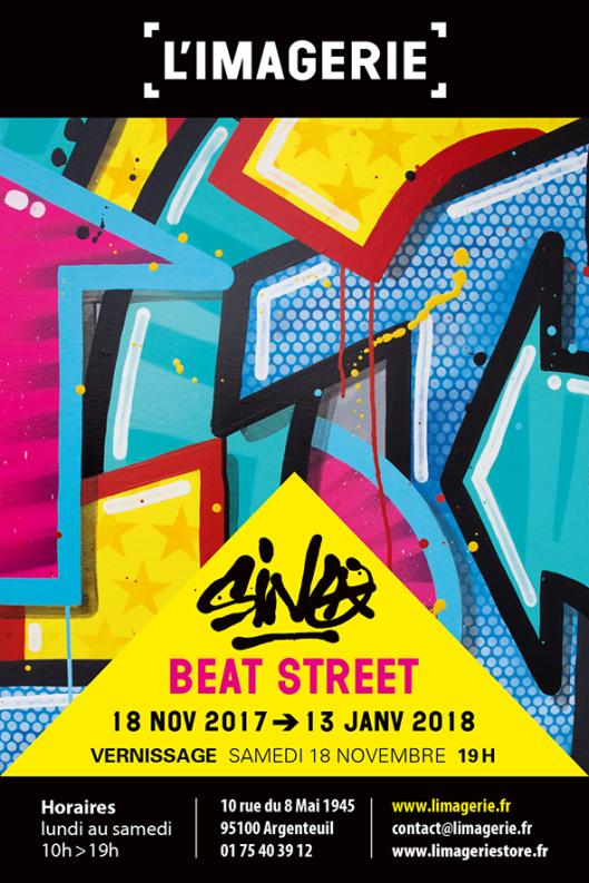 Affiche Beat Street