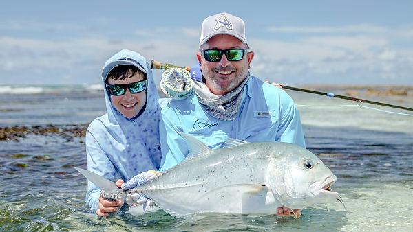 Pêche aux Seychelles - Madascarenes