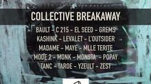 """Jace présente l'exposition """"Collective Breakaway"""""""