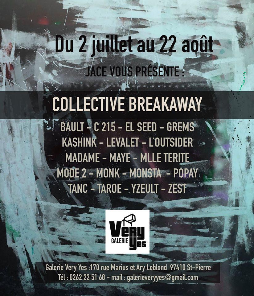 Affiche Collective Breakaway