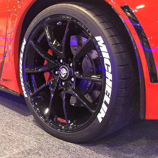 Kit Designer - Kit de pneu de marque Michelin