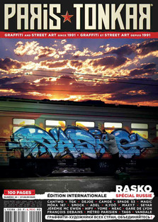 Paris Tonkar magazine #20