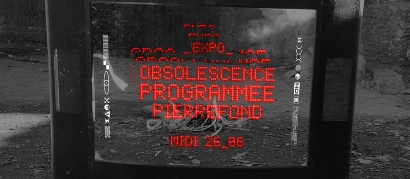 Exposition « Obsolescence programmée » à la Réunion