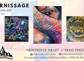 """Vernissage """"Lettres Et L'Être"""""""