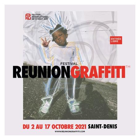 Réunion Graffiti Festival 3ème édition