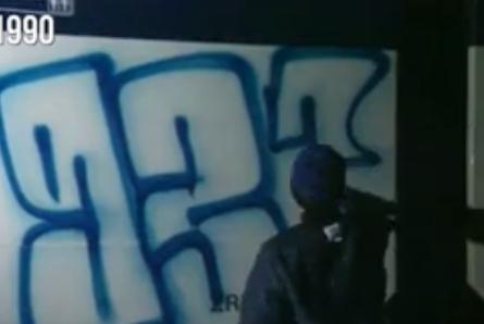 Saut dans les années 90