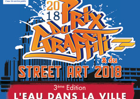 Prix du Graffiti 2018 : les candidatures sont ouvertes