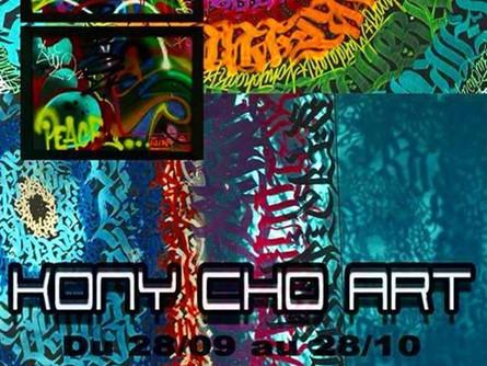 Kony Cho Art expose