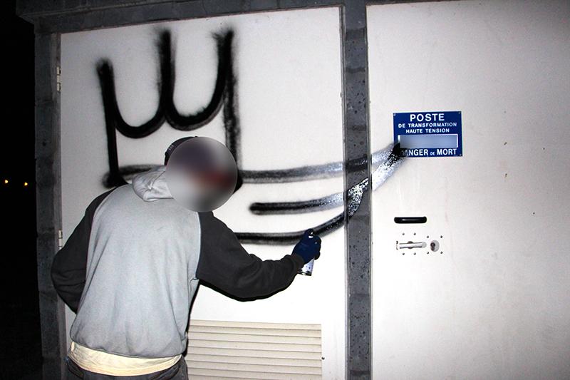 Crédit photo : Le Graffiti 974