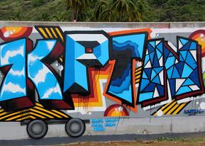 Visite éclair : Art2Rue, Ile de la Réunion