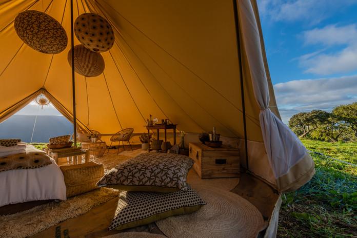 Wild Camp - Madascarenes