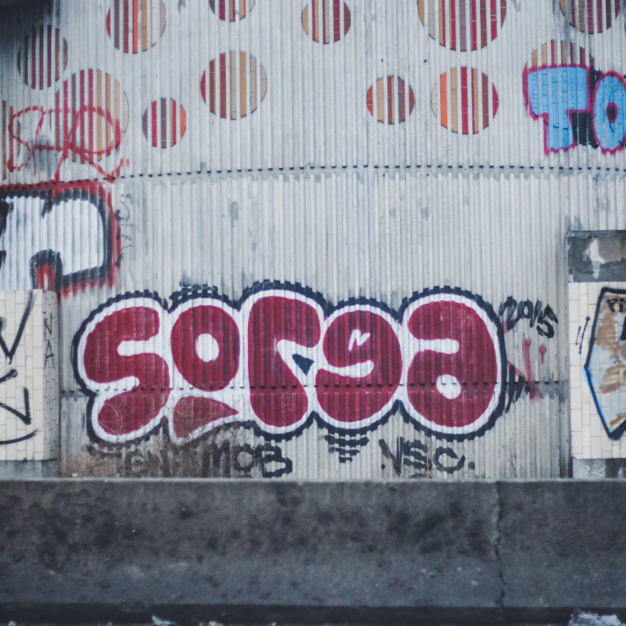 SORGA - Paris - 2015