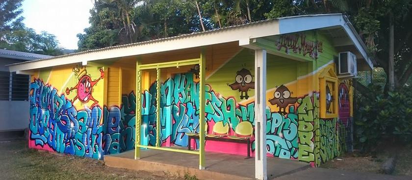 Tunsilion : du graffiti à la décoration d'intérieur