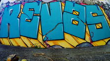 REVAS, pour l'amour du graff