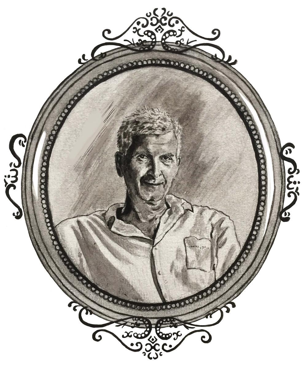 Portrait de Jean-Louis CORNILLE