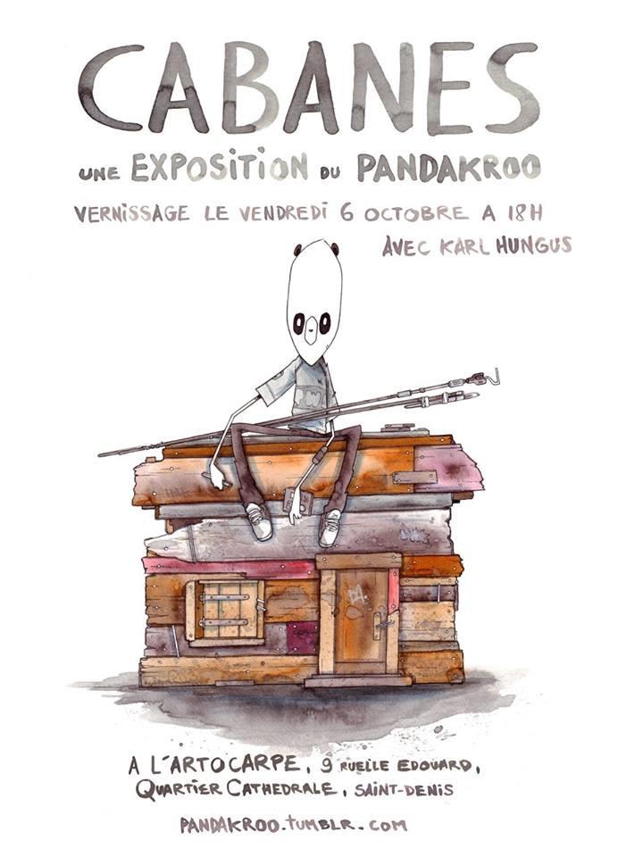 CABANES - Pandakroo