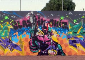 3GC :  «Un crew déjanté et mordu de graffiti»