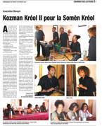 KOZEMAN KREOLE II