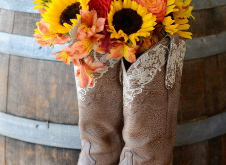 Cowgirl Boots Are Out!