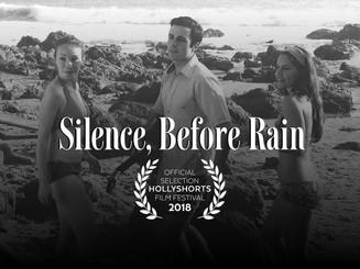 Silence, Before Rain