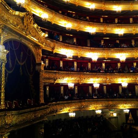 Театр - эфемерная Вселенная жизни