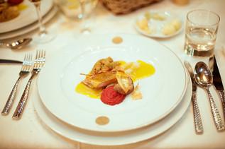 Гала-ужин от Рустама Тангирова