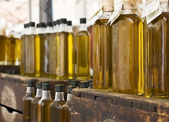 Olive Oils and Vinegars 101