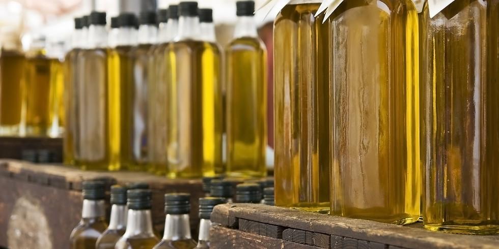 Les secrets des huiles végétales