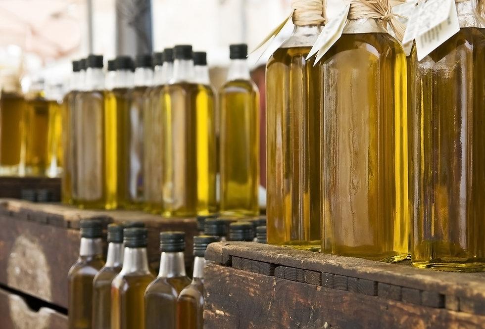 Herb Infused Oil