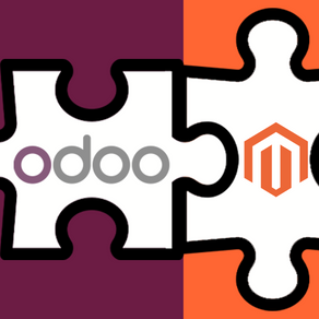 Odoo Magento Connector