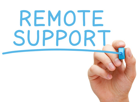 Remote Access - Proving Remote Support