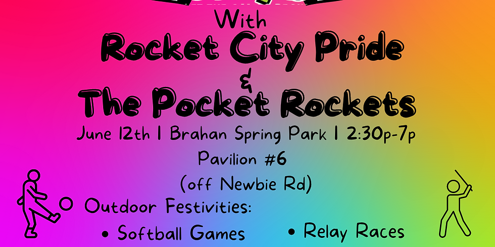 Field Day with the Pocket Rockets